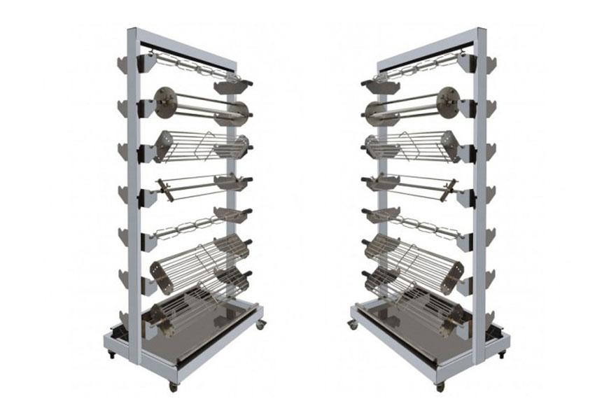 Accesorios y complementos para asadores