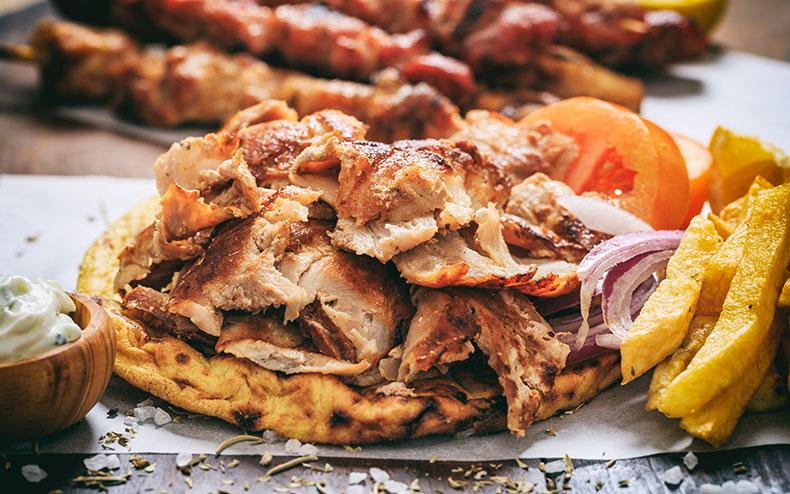 Actualidad con sabor Kebab