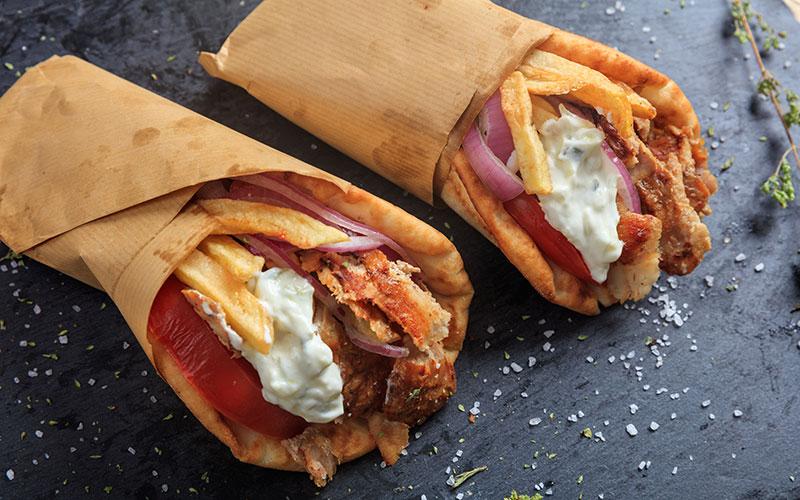Medidas sanitarias al preparar Kebab