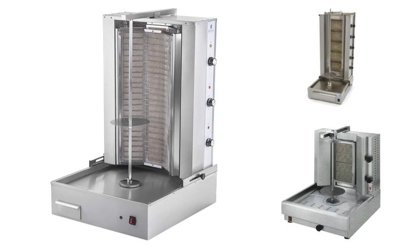 Motor de asador de kebab